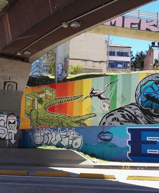 Cada mural cuenta una historia diferente: El streetart bogotano desde una perspectiva narrativa