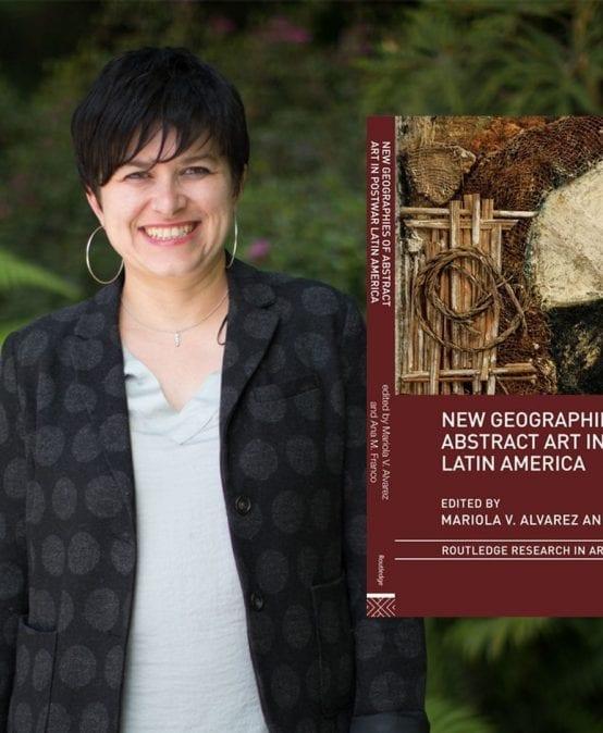 Video: Ana María Franco presenta el libro New Geographies of Abstract Art in Postwar Latin America