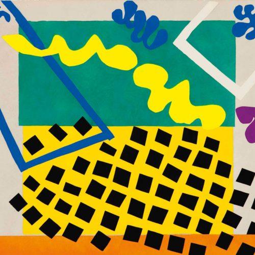 Henri Matisse. Les Codomas. Lámina XI de Jazz. Grabado. 1947. Met Museum, NY