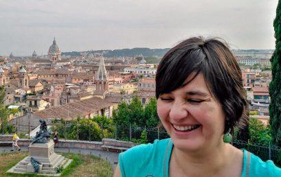 Instituto Max Planck en Roma recibirá a nuestra profesora Olga Acosta para su estancia posdoctoral