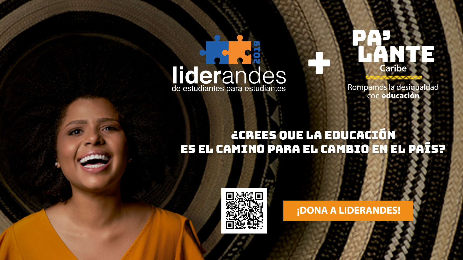 Liderandes + pa'lante caribe 2019