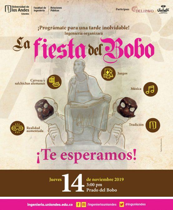 La fiesta de El Bobo