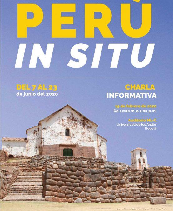 Perú in situ