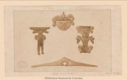 El papel de lo indígena en la formación de la república colombiana: un análisis de las láminas de la Comisión Corográfica
