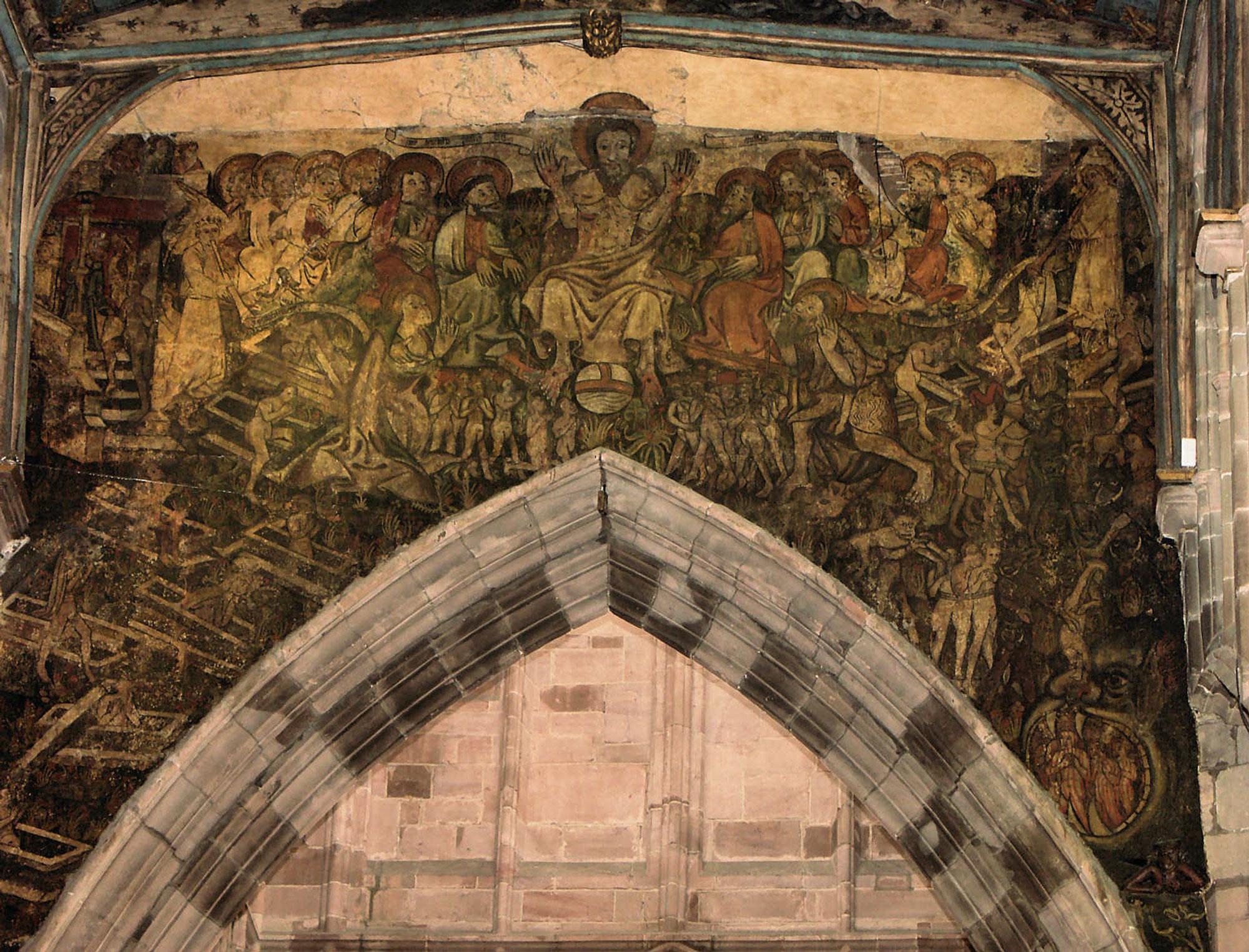 La danza de las máscaras: una tragedia medieval