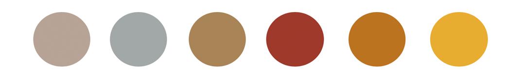 Anexo 9. Paleta de color Fantastic Mr. Fox