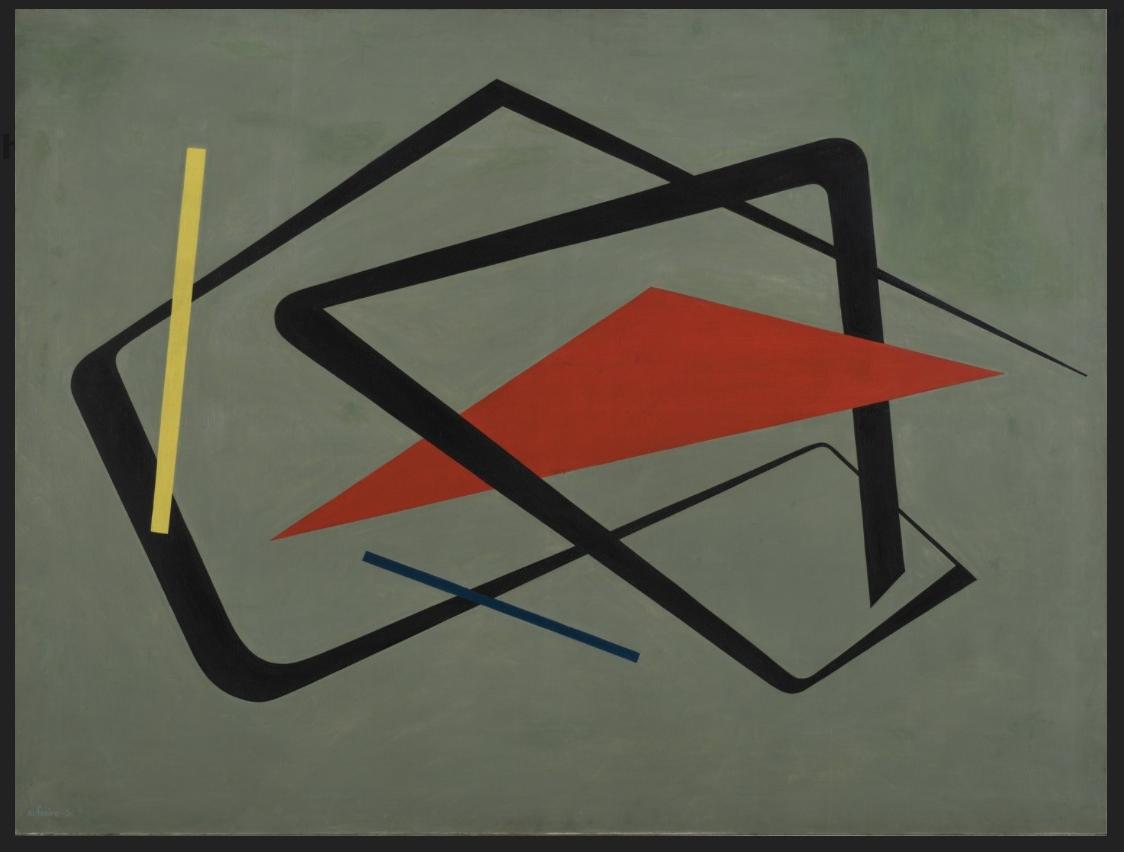 Dos mujeres artistas en en el arte latinoamericano abstracto: Maria Freire y Lidy Prati