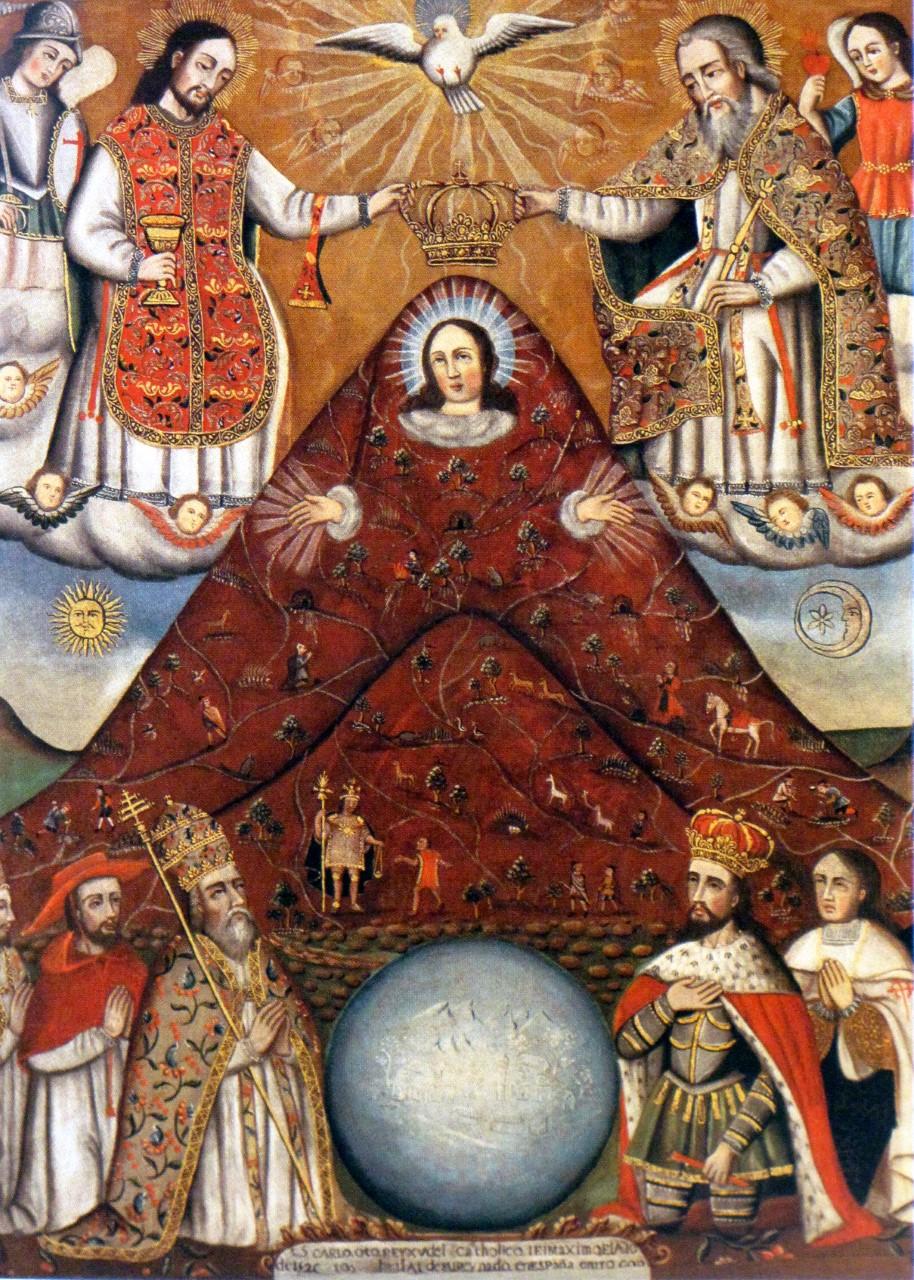 La virgen del cerro. Paisaje e Imagen Sagrada