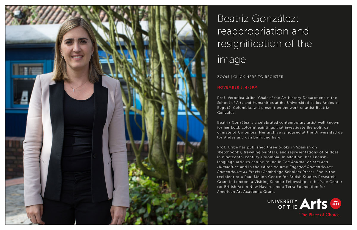 Beatriz González: reappropriation and resignification of the image