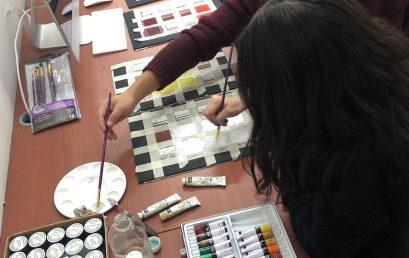 Laboratorio LEAP (laboratorio de Estudios de Artes y Patrimonio)