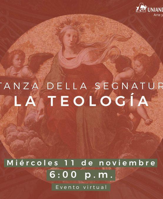 En Uniandinos: Stanza della Segnatura – La Teología