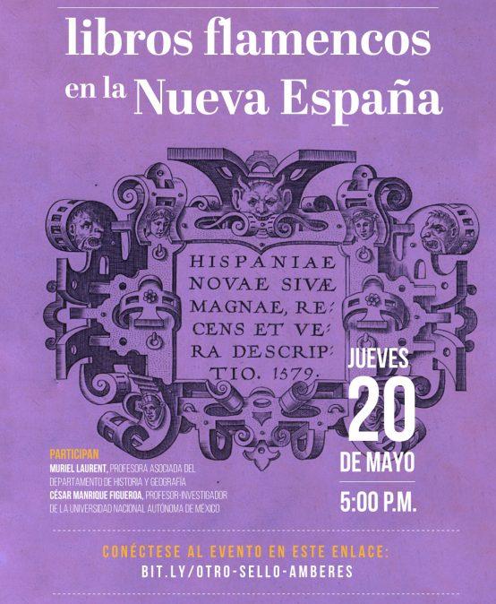 Otro Sello de Amberes: Libros flamencos en la Nueva España