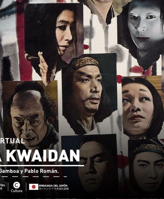 Conversatorio sobre Película Kaidan: Kwaidan / Kobayashi, Masaki