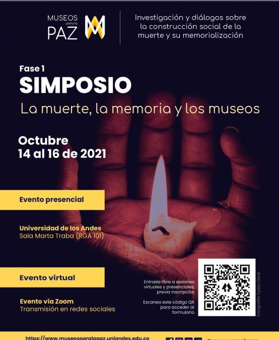 Simposio: La muerte, la memoria y los museos